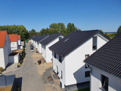 Häuserreihe Dortmund